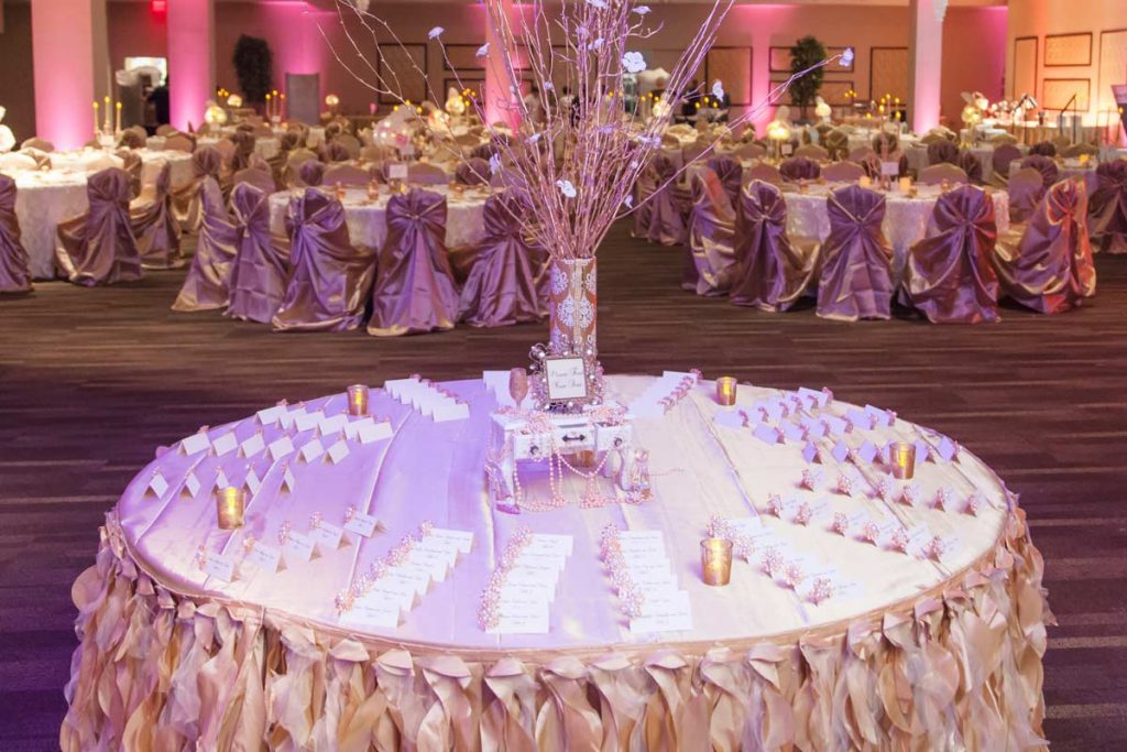 Unique Wedding Catering Venue in NY NY Casino on the Las Vegas Strip